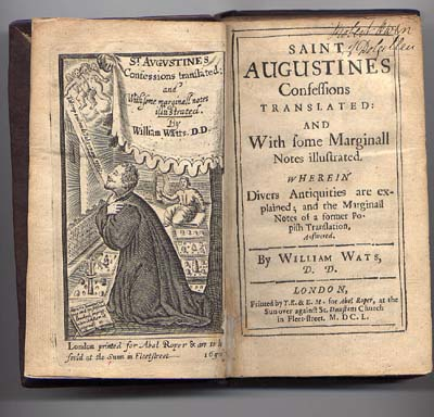 Essay Augustine Confessions