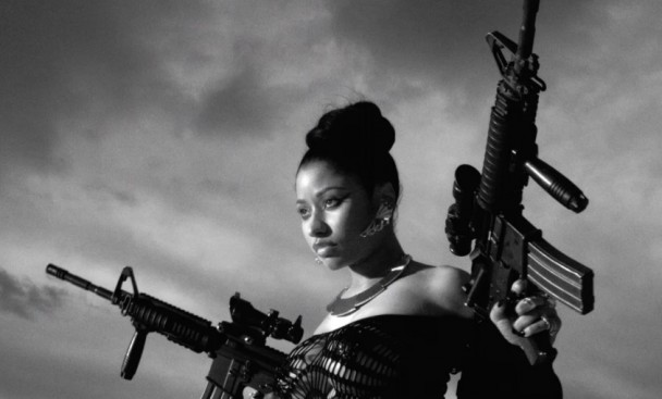 Nicki-Minaj-Lookin-Ass-Nigga-video-608x367