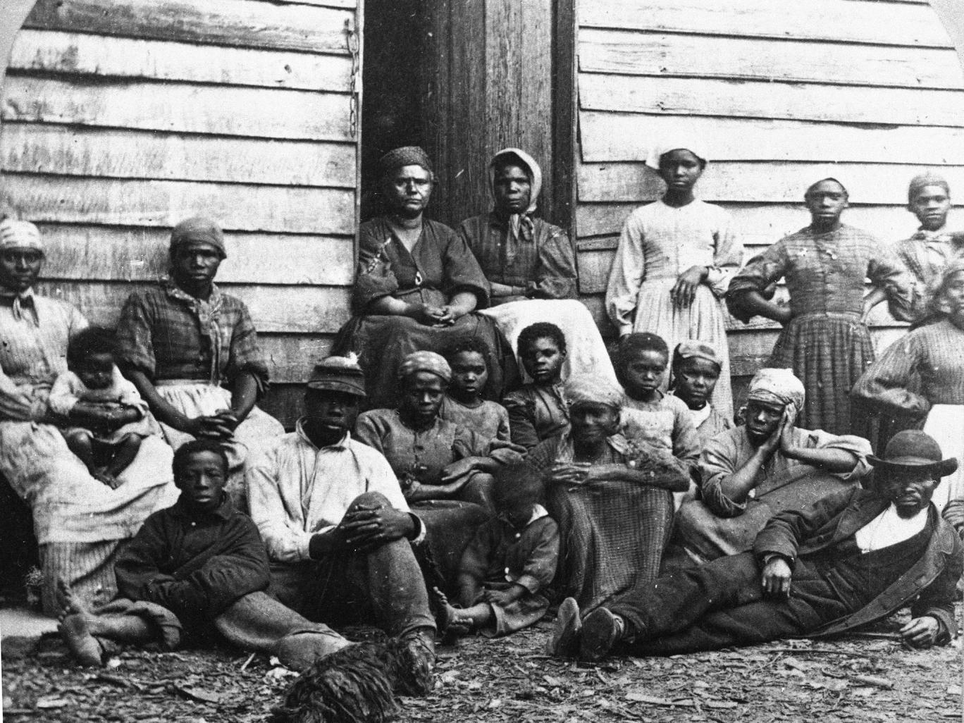 slavery predates race Slavery webquest introduction slavery predates writing and can be found in almost all cultures and continents african american slavery however  race begin.