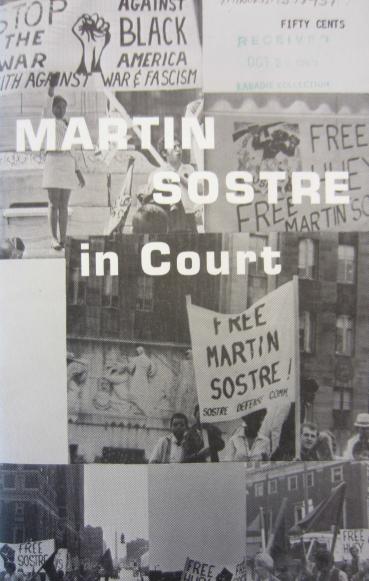 Martin Sostre in Court