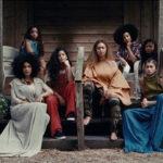 Ibeyi, Halle, Chloe, Amandla, Zendaya, and Beyoncé