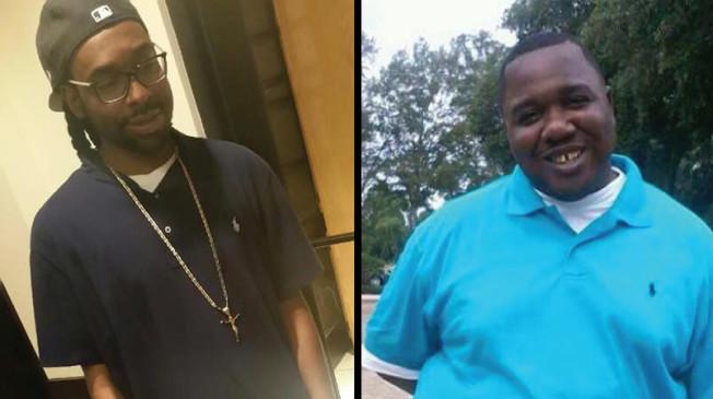 Philando Castile and Alton Sterling