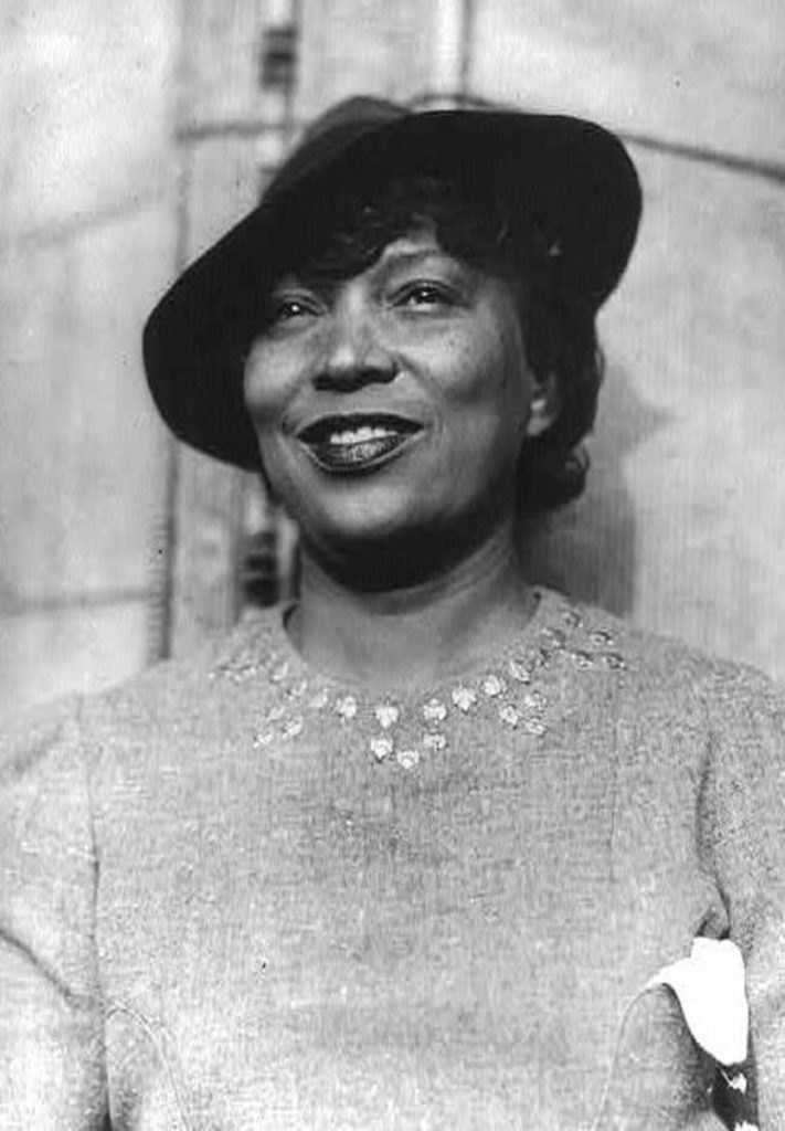 Zora Neale Hurston, c. 1935–1943. Photo credit: Library of Congress.
