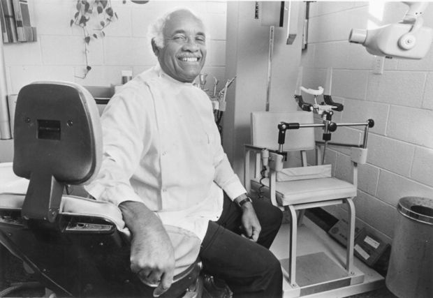 Dr. George Simkins, Jr. Source: Greensboro Medical Society.