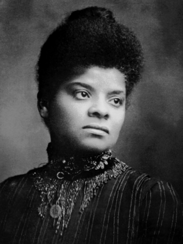 Ida B. Wells, ca. late 19th century. Photo: Wikimedia.