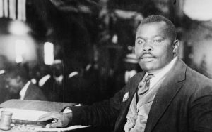 Marcus Garvey. Photo: Caribbean National Weekly.