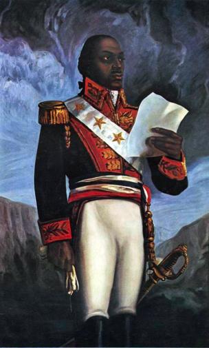 Toussaint L'Ouverture. Image: New York Public Library, Wikimedia.