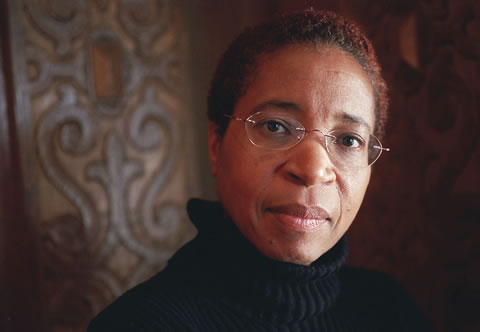 Dionne Brand. Photo: University of Toronto Magazine.