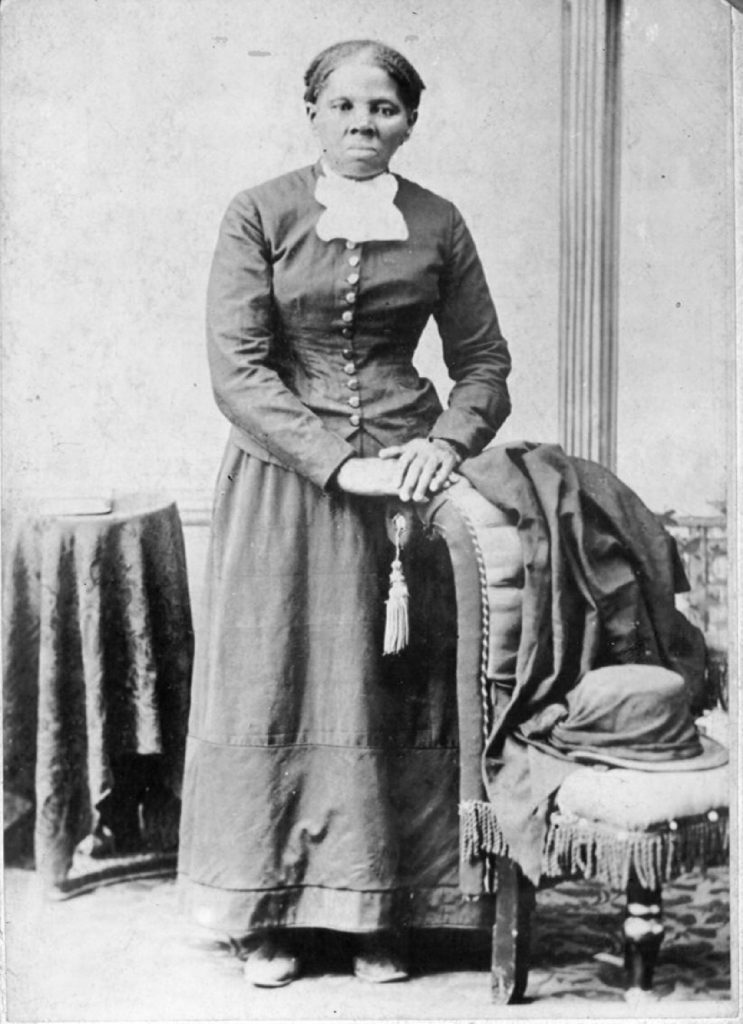 Harriet Tubman. Photo: Smithsonian Magazine.
