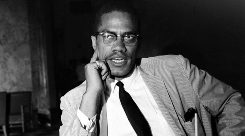 Writing and Re-writing the Legacy of Malcolm X