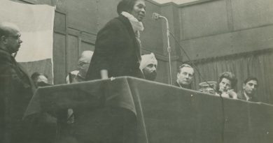 Black Women Communists and Pan-Africanism: An Interview with Minkah Makalani