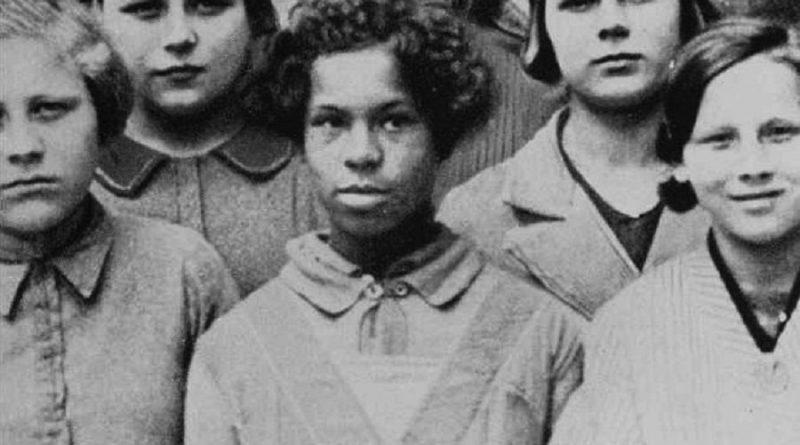 Afro-German during the Third Reich. Photo: Propaganda-Pravada.