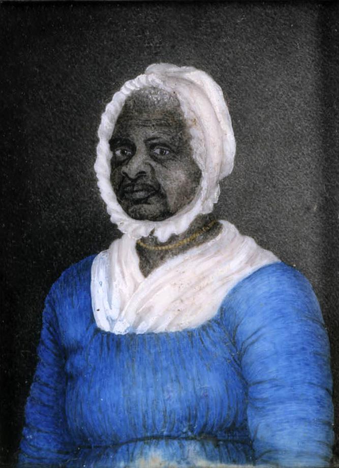 Elizabeth Freeman (Mum Bett), aged ca. 67, sued for her freedom in 1781. Photo: Wikimedia.