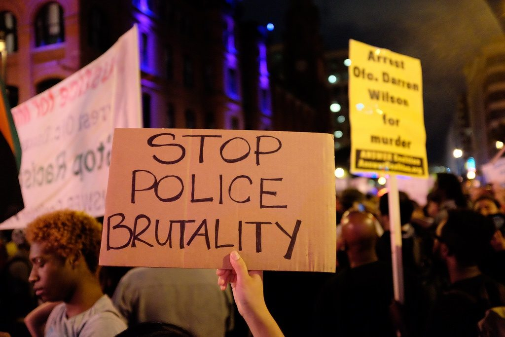 Protest of events in Ferguson in Washington, DC. Photo: ep_jhu, Flickr Creative Commons.