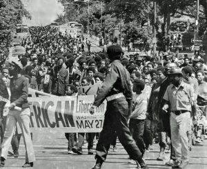 African Liberation Day, 1972. Photo: District of Columbia Public Library.