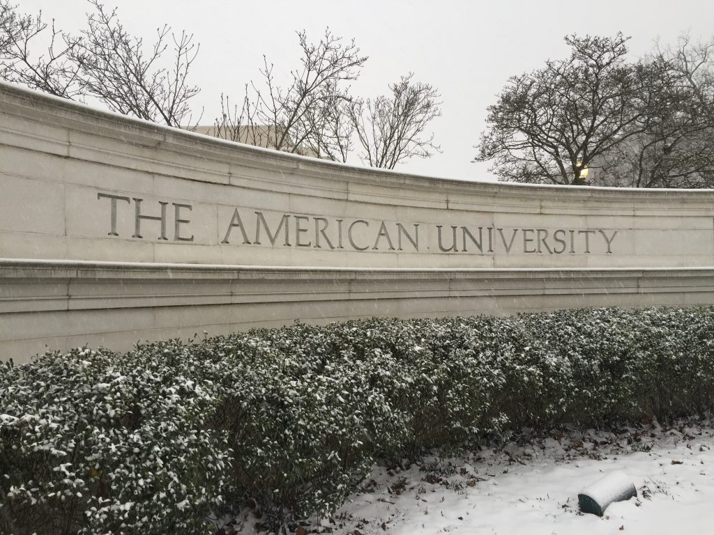 American University. Photo: Wikimedia/Samschoe.