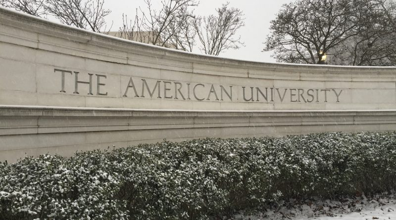 American University. Photo: Wikimedia/Samschoe.