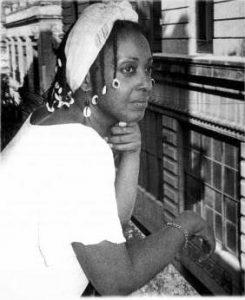 Gloria Rolando. Photo: AfroCuba Web.
