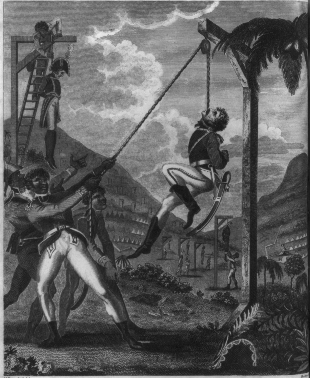 haitian french revolution 1 grand blancs position themselves in french events • send representatives to estates general to represent them (particularly against the petit blancs.