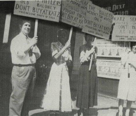 Edna Griffin. Photo: Iowa Women's Archives, University of Iowa Libraries.