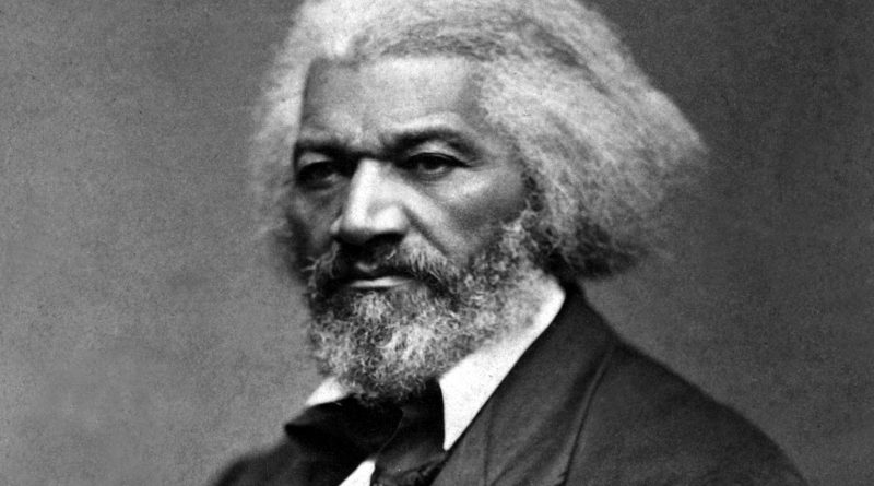 Frederick Douglass, ca. 1879. George K. Warren. Photo: National Archives and Records Administration/Wikipedia.
