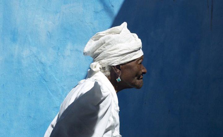 Mãe (Mother) Filhinha of Yemanjá-Ogunté. Photo: Yemanjá the film (2015).
