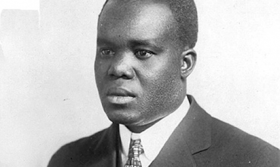 Hubert Henry Harrison. Photo: African Americans for Humanism.