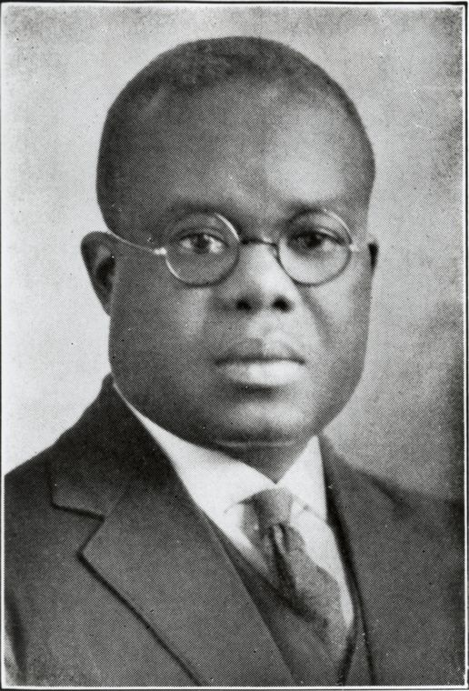 """Hubert Henry Harrison."" Schomburg Center for Research in Black Culture, Photographs and Prints Division, The New York Public Library Digital Collections."