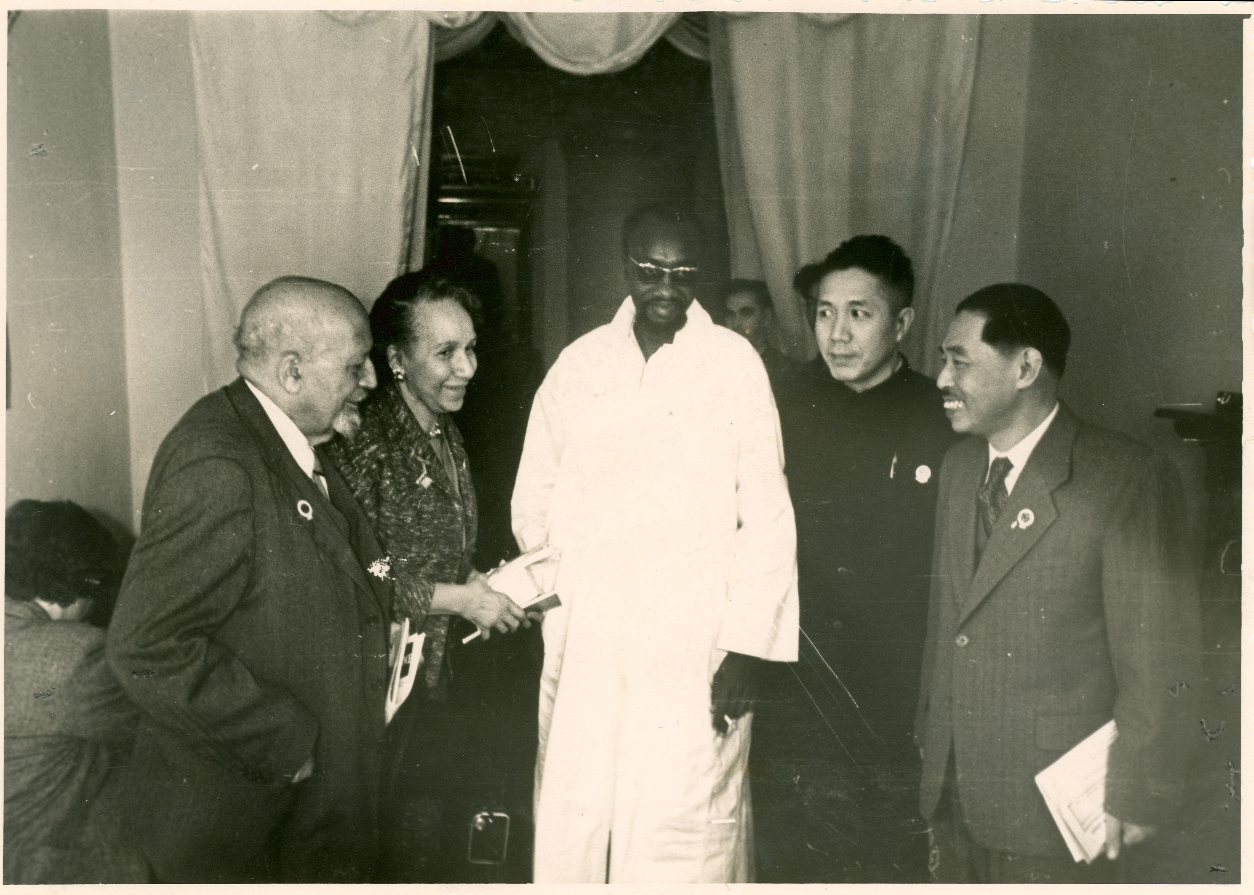 du bois asian personals After japan's defeat of russia in the 1904 territorial war, w e b du bois  of du  bois's obsession with the eternal relationship between asia and africa dating.