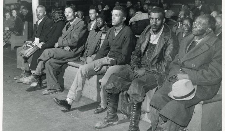 African Americans' Civil Cases in the Jim Crow South