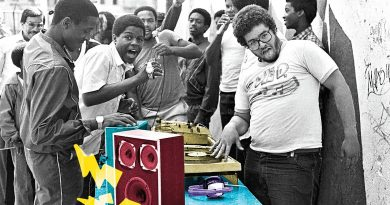 Rediscovering Hip-Hop's Early Years: An Interview with Joseph Ewoodzie