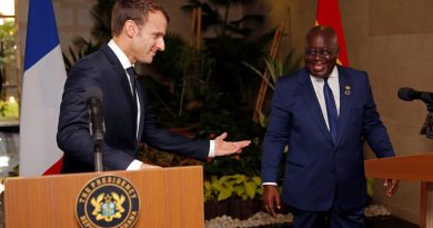 Ghana, France, and the Re-writing of Colonial Narratives