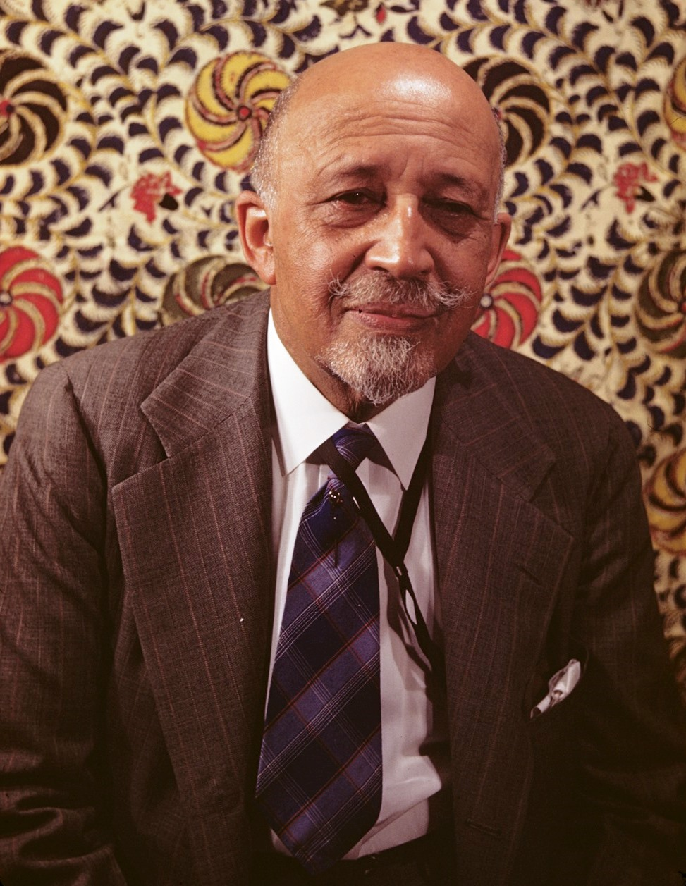 W.E.B. Du Bois, ca. 1946 (Credits: Flickr; Van Vechten Photographs, Yale University)