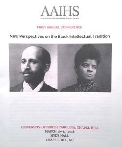 AAIHS Conference Program