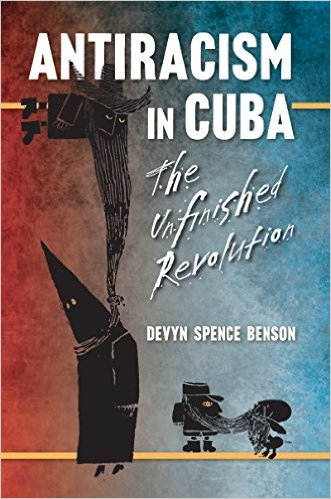 Book Cover for Antiracism in Cuba