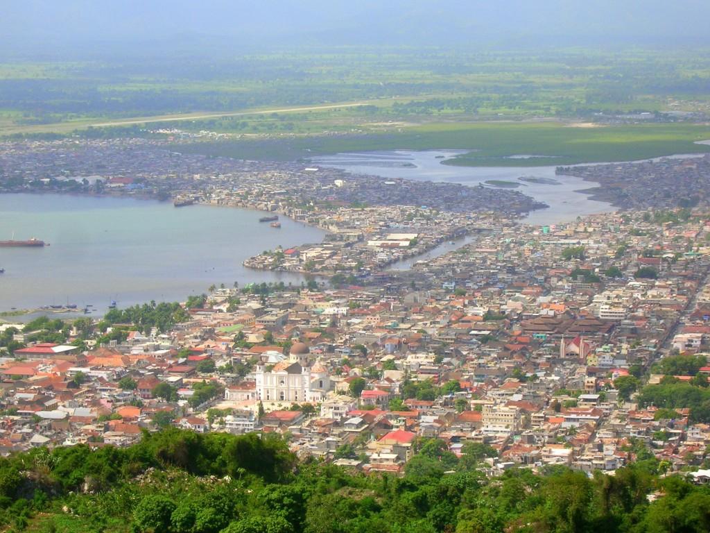 Skyline of Cap Haïtien