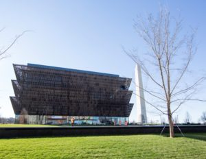 The National Museum of African American History and Culture, December 2015 (Michael R. Barnes)