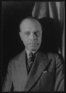 James Weldon Johnson, 1932 (Photographed by Carl Van Vechten)