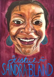 Justice for Sandra Bland by Sarah Levy