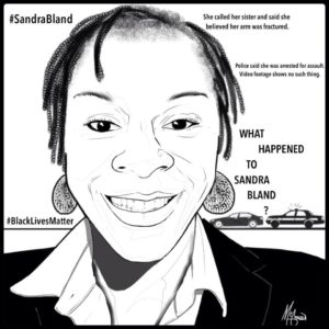 #Sandra Bland Chocolate Covered Lies