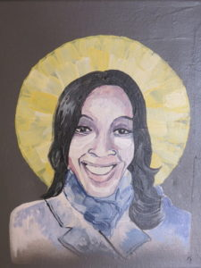 Sandra Bland by Ben Boquist