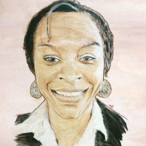 Sandra Bland by Elton Leonard