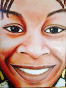 Sandra Bland by Fran Joy