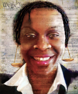 Sandra Bland by Howard Berry