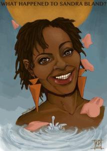 Sandra Bland by Koyuki Panda