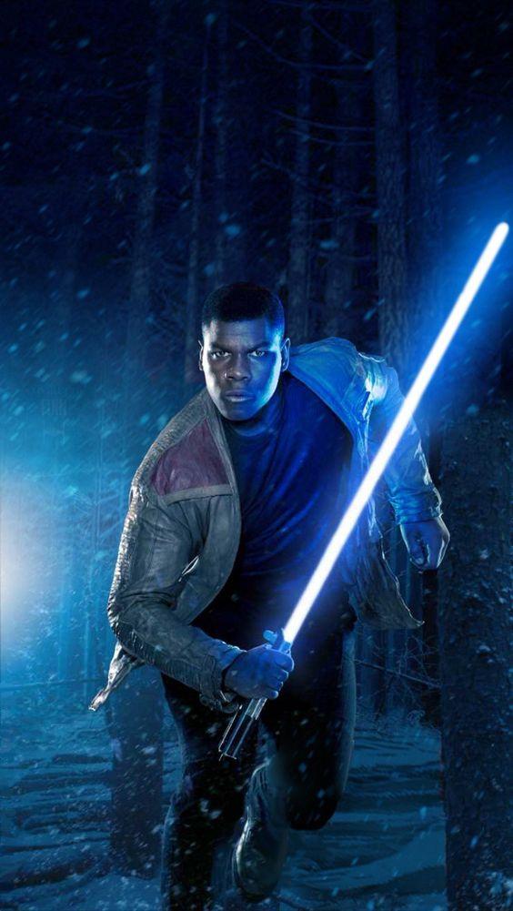 Star Wars VII - The Force Awakens / Finn (John Boyega)