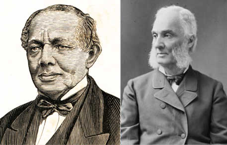 William Whipper and Robert Purvis