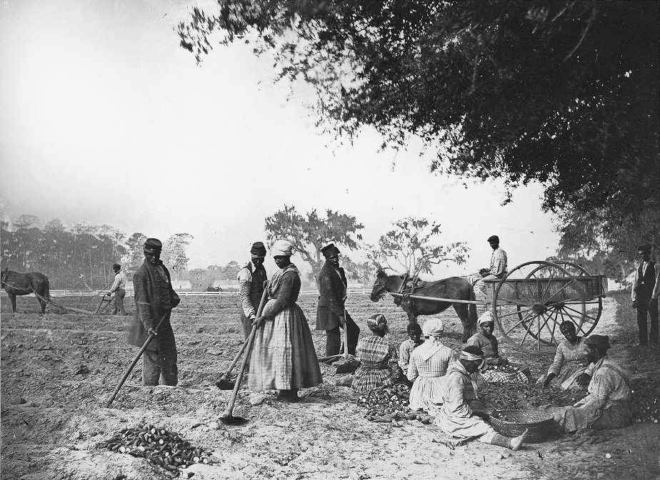 Slavery, Land Ownership, and Black Women's Community Networks