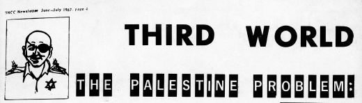 The Palestine Problem [Garrett Felber]
