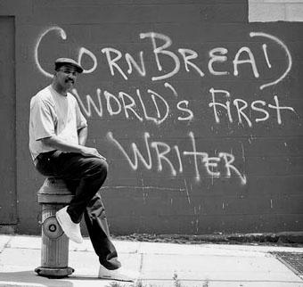 "Darryl ""Cornbread"" McCray."